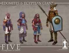 ArtStation - Five: Character Concepts 3, Manuel Gomez