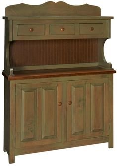 Etonnant Westmoreland Woodworks  Baker County Cabinet With Hutch   Jordanu0027s Furniture