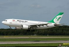Mahan Air F-OJHI Airbus A310-304/ET aircraft picture