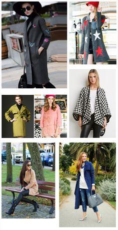Fall & Winter Lapel Belt Pockets Coat for Women