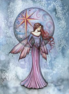 The Fairy Art and Fantasy Art of Molly Harrison: Official Gallery and Shop Gothic Fantasy Art, Fairy Paintings, Fairy Coloring, Colouring, Unicorns And Mermaids, Fairy Pictures, Witch Art, Beautiful Fairies, Mermaid Art