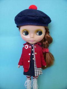 Blythe coat free pattern and more