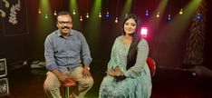 """Popular actor Fazlur Rahman Babu has collaborated with folk singer Salma for the duet """"Shokhi."""" This is the first time that the pair has featured on a song together."""