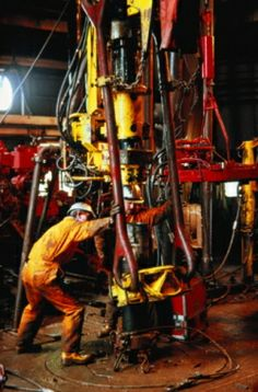 oil rig workers | The most well-known entry level oil rig jobs can be very easy to land ...