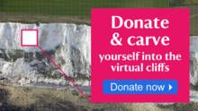 Please make a donation to the White Cliffs appeal today