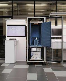 Rohde & Schwarz présente ses solutions de test de signalisation selon le standard 5G NR sur les bandes de fréquences FR1 et FR2. Solution, Lockers, Locker Storage, Home Appliances, Furniture, Home Decor, Appliances, House Appliances, Decoration Home