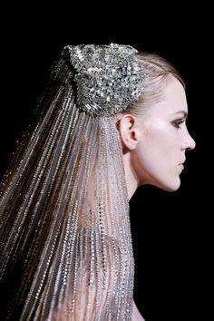 Elie Saab Jewelry | Elie Saab Haute Couture 2013: