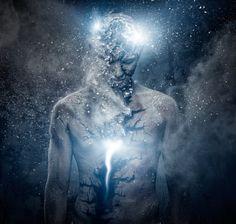 Religion And Spirituality - Spiritual Experience Karma, Yo Superior, Sutra, Tiny Buddha, Higher Consciousness, Foto Art, New Age, Super Powers, Occult