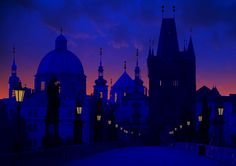 Been here too! :D Walked this in the freezing cold....  Prague - See - Charles Bridge  #JetsetterCurator