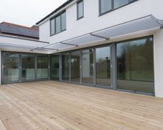 Aluminium Windows In Norfolk & Suffolk At Low Prices! | Amber Home