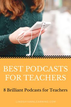 If you had a chance to listen to a podcast or read a book, which one would you pick? In full transparency, I would much rather read a book than listen to a podcast. But...I have found that podcasts are a form of self-care that is easy to manage. They can also be a great form of professional development or a much-needed brain reset. What's more, I can listen to them while I'm cooking dinner or even when I'm working on a blog post! #englishlanguagearts #professionaldevelopment… Differentiated Instruction, Instructional Strategies, Teaching Strategies, Inquiry Based Learning, Student Learning, Professional Development For Teachers, Classroom Routines, Learning Stations, Teacher Blogs