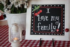 Ruthann at Sugar Pie Farmhouse knows how to use chalk ink markers! Chalkboard Pictures, Small Chalkboard, Chalkboard Paint, Chalkboard Signs, Chalkboard Ideas, Chalk Ink, Chalk It Up, Chalk Board, Crafty Projects