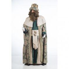 Disfraz de Rey Mago Gaspar Lujo http://www.disfracessimon.com/disfraces-navidad-adultos-ninos/3979-disfraz-rey-mago-gaspar-lujo.html