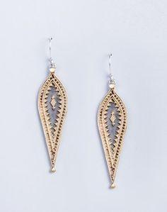 Buy Fabindia Silver Anusuya ES 1849 Kaan Chain Jhumka Earrings-Gold/White Online- Fabindia.com