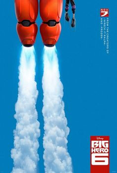 Big Hero 6-....i...love...this...movie!!!!! just saw it today, and it made my 'Buy It' list (: