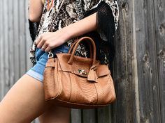 Mulberry Sees You. bayswater satchel
