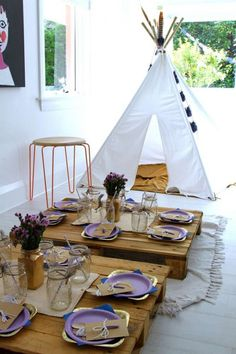 Bohemian Tribal parties | CatchMyParty.com
