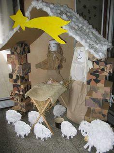 Výsledek obrázku pro zimní výzdoba ve škole