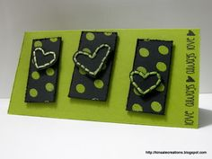 such a different, fun, retro card.. for valentines day.. www.thealleywaystamps.blogspot.com