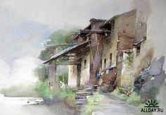 herman pekel watercolour - Cerca amb Google