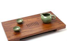 Bamboo tea tray, displaying and serveing tea, tea tray handicraft, Chinese congou tea set,chinese teaism practice..