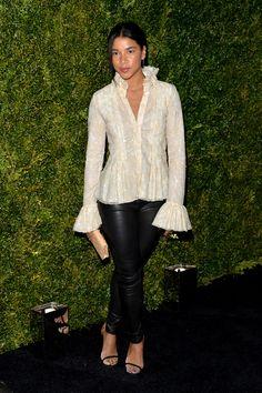 Best Dressed Chanel Tribeca Film Festival Party: Hannah Bronfman