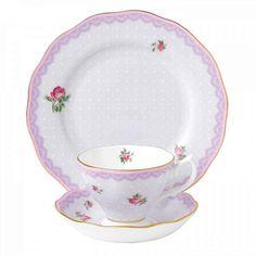 "Bild von Royal Albert ""Teeset Candy ""Love Lilac"""
