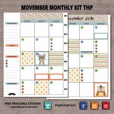 Movember Monthly Sampler