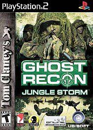 2004 - Ghost Recon: Jungle Storm