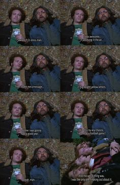 ik for a fact when i watched this for the first time i was stoned and i laughed for a good 5 mins.