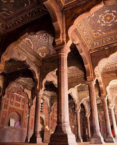 Shahi Mosque Chiniot Pakistan