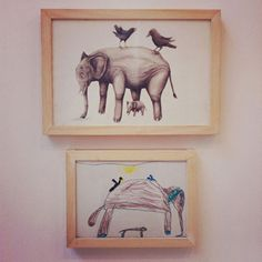 Le street-artiste italien Ericailcane revisite ses dessins d'enfants au Musée du Temps de Besançon