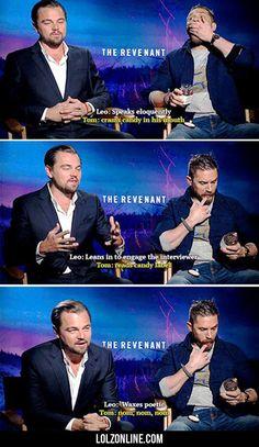 Leo Vs Tom...#funny #lol #lolzonline