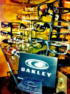 Oakley Eyeglasses. Great selection of eye wear for the athletic spirit.  Cheap Ray Bans 8d2f43e903