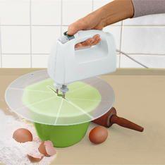Mixer-Spritzschutz
