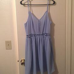 DAINTY HOOLIGAN DRESS NWOT DAINTY HOOLIGAN DRESS NWOT. NEVER WORN. CUTE PEEKABOO CUT OUTS. Dresses