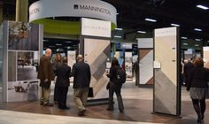Booth tours are underway here are Surfaces. We're in booth #1309. #TISE2017