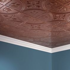 fasade ceiling tile 2x4 direct apply portrait in gloss white pinterest ceiling tiles and ceilings - Fasade Ceiling Tiles