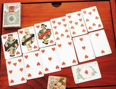 One Deck B Dondorf No 162 Playing Cards Frankfurt O M 1894 2 Cent Usir Tax Stamp | eBay