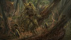 Father of the fungus by ThemeFinland