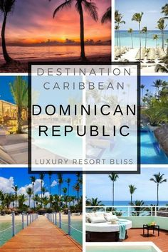 travel tip dominican republic Dominican Republic Travel Tips. The top all inclusive and luxury resorts in Punta Cana and Around the country. Great family all inclusive options. An excellent guide to all the top attractions and things to do. Caribbean All Inclusive, Caribbean Vacations, All Inclusive Resorts, Best Vacations, Luxury Resorts, Hotels And Resorts, Bungalows, Barbados, Bali