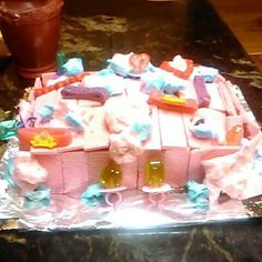 Tubbys junk cake
