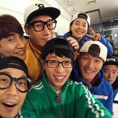 Running Man - love this show so much. All the cast make me smile. ❤️