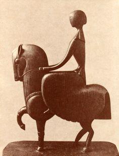 Chana Orloff (1888-1968), Bronze