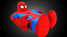 I'd Never Get Out: Spider-Man Bed #IncredibleThings