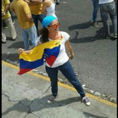 Tengo un sueño :  un país unido, responsable, cordial, colaborativo, solidario, productivo, seguro, y sobre todo un venezolano trabajador, sin vivezas criollas, comprometido con el futuro de sus hijos.
