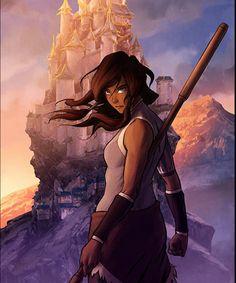 'The Legend of Korra' Now Streaming on Netflix! – Nerds & Beyond