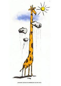 Giraffes: Great subjects for art work