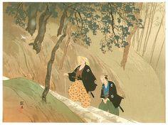 Konoshima Okoku: Led by a White Bird 1915-20