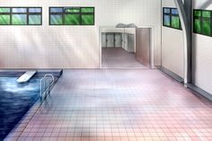 Swimming Pool by xenocracy on DeviantArt